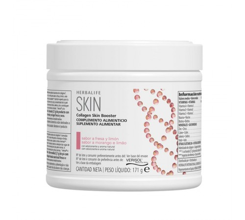 Collagen Skin Booster Morango e Limão 171 g