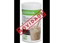 NOVA Geração Herbalife Nutrition F1 550g - sem glúten e sem lactose e com ingredientes veganos