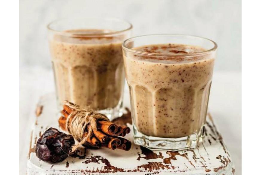 Batido Energético Herbalife Nutrition de Amêndoa e Café