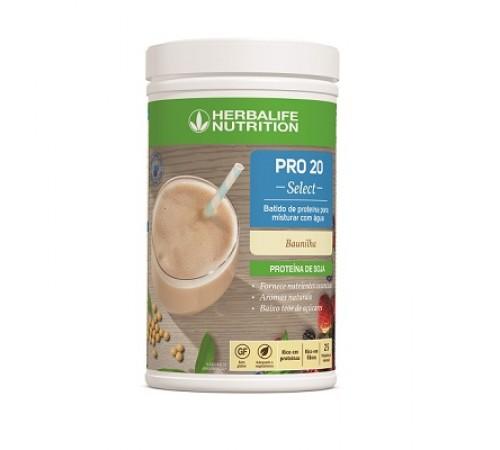 Batido PRO 20 Select - Batido de Proteína para Misturar com Água