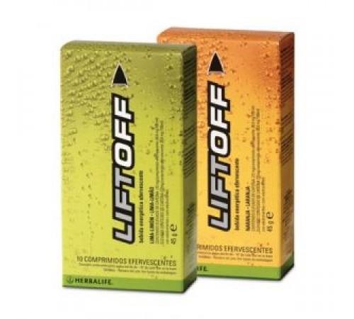 LiftOff® (10 comprimidos efervescentes por caixa)